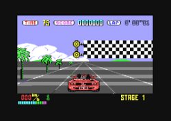 Out Run C64